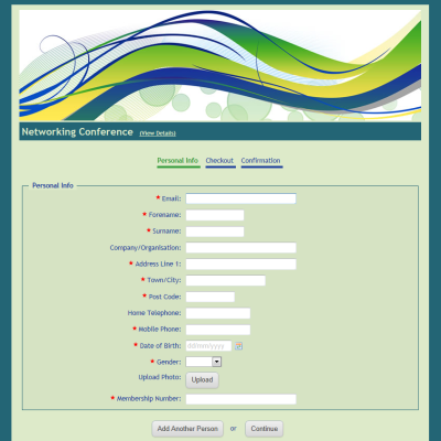 Doc10201320 Sign Up Form Template Word Workshop Registration – Registration Form Template Word