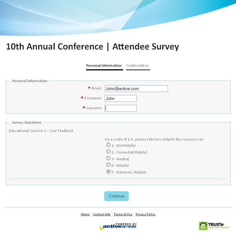 registration form types sample membership form sample survey form ...